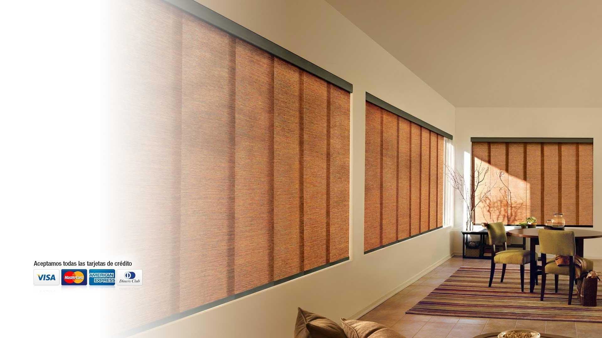 Cortinside cortinas en 24 horas cortinas y persianas for Cortinas para dormitorio quito